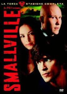 Smallville. Stagione 3 (Serie TV ita) (6 DVD) - DVD