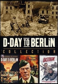 Locandina D-day To Berlin. Collection