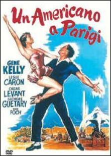 Un americano a Parigi di Vincente Minnelli - DVD