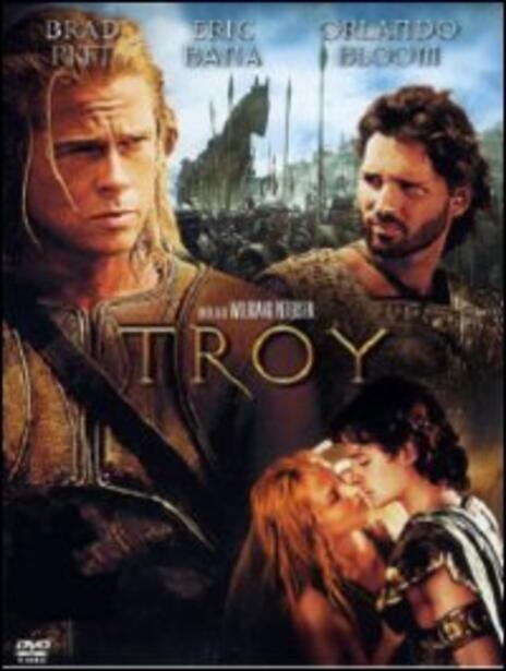 Troy di Wolfgang Petersen - DVD