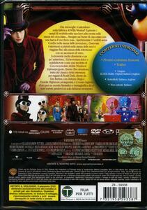 La fabbrica di cioccolato (1 DVD) di Tim Burton - DVD - 2