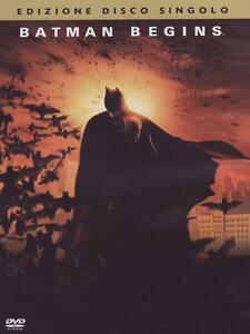 Batman Begins (1 DVD) di Christopher Nolan - DVD