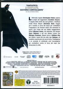 Batman Begins (1 DVD) di Christopher Nolan - DVD - 2