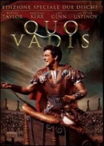 Quo Vadis (2 DVD)<span>.</span> Special Edition di Mervyn LeRoy - DVD