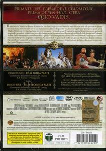 Quo Vadis (2 DVD)<span>.</span> Special Edition di Mervyn LeRoy - DVD - 2