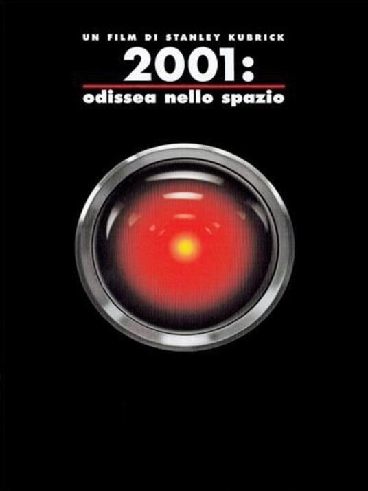 2001: odissea nello Spazio di Stanley Kubrick - DVD