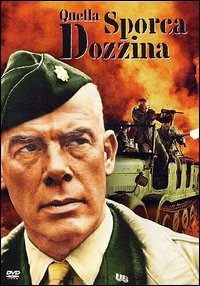 Cover Dvd Quella sporca dozzina