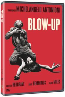 Blow up di Michelangelo Antonioni - DVD