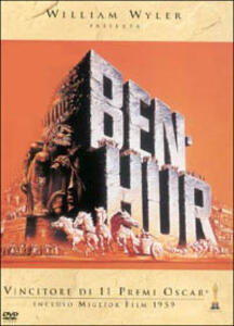 Ben Hur di William Wyler - DVD