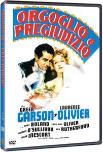 Film Orgoglio e pregiudizio Robert Zigler Leonard