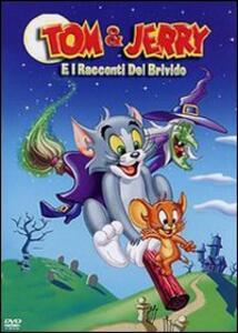 Tom & Jerry e i racconti del brivido - DVD