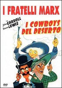 Locandina I cowboys del deserto
