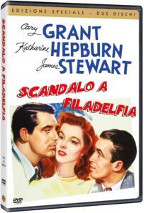 Scandalo a Filadelfia<span>.</span> Edizione speciale di George Cukor - DVD