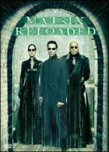 Matrix Reloaded di Andy Wachowski,Larry Wachowski - DVD