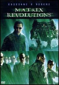 Matrix Revolutions di Andy Wachowski,Larry Wachowski - DVD