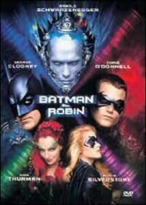 Batman e Robin (2 DVD)<span>.</span> Edizione speciale di Joel Schumacher - DVD