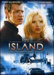 The Island (DVD) di Michael Bay - DVD