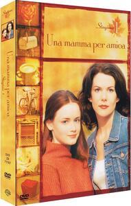Una mamma per amica. Stagione 1 (6 DVD) - DVD