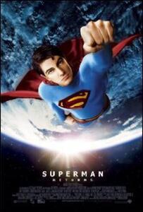 Superman Returns (1 DVD) di Bryan Singer - DVD