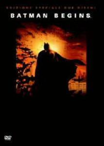 Batman Begins (2 DVD)<span>.</span> Edizione speciale di Christopher Nolan - DVD