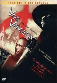 Cover Dvd V per vendetta