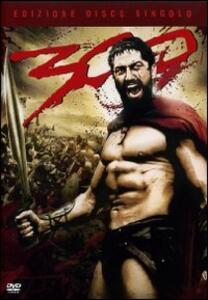 300 (1 DVD) di Zack Snyder - DVD