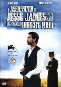 L' assassinio di Jesse James per mano del codardo Robert Ford di Andrew Dominik - DVD