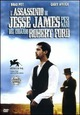 Cover Dvd L'assassinio di Jesse James per mano del codardo Robert Ford