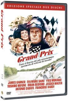 Grand Prix (2 DVD)<span>.</span> Special Edition di John Frankenheimer - DVD
