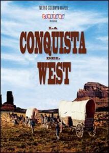 La conquista del West (3 DVD)<span>.</span> Edizione speciale di John Ford,Henry Hathaway,George Marshall - DVD