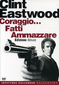 Coraggio... fatti ammazzare<span>.</span> Deluxe Edition di Clint Eastwood - DVD
