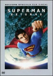 Superman Returns (2 DVD)<span>.</span> Edizione speciale di Bryan Singer - DVD
