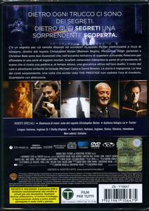 The Prestige di Christopher Nolan - DVD - 2