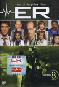 ER Medici in prima linea. Stagione 8 (3 DVD) - DVD