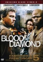 Copertina  Blood diamond [DVD] = Diamanti di sangue