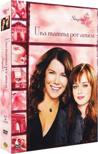 Una mamma per amica. Stagione 7 (6 DVD) - DVD