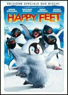 Happy Feet (2 DVD) di George Miller - DVD