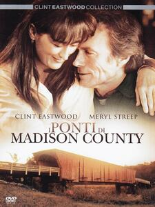 I ponti di Madison County<span>.</span> Deluxe Edition di Clint Eastwood - DVD