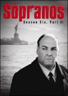 I Soprano. Stagione 6. Parte 2 (4 DVD) - DVD