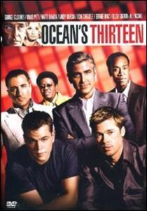 Ocean's 13 di Steven Soderbergh - DVD