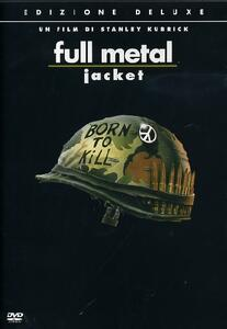 Full Metal Jacket<span>.</span> Deluxe Edition di Stanley Kubrick - DVD