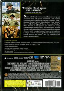 Full Metal Jacket<span>.</span> Deluxe Edition di Stanley Kubrick - DVD - 2