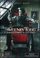 Cover Dvd DVD Sweeney Todd: il diabolico barbiere di Fleet Street