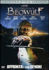 La leggenda di Beowulf (1 DVD) di Robert Zemeckis - DVD