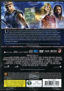La leggenda di Beowulf (1 DVD) di Robert Zemeckis - DVD - 2