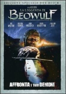 La leggenda di Beowulf (2 DVD)<span>.</span> Edizione speciale di Robert Zemeckis - DVD