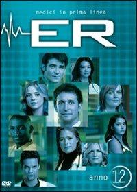 Cover Dvd ER Medici in prima linea. Stagione 12 (DVD)