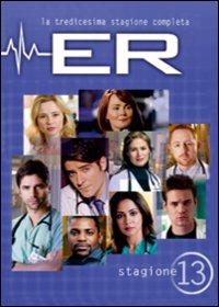 Cover Dvd E. R. Medici in prima linea. Stagione 13