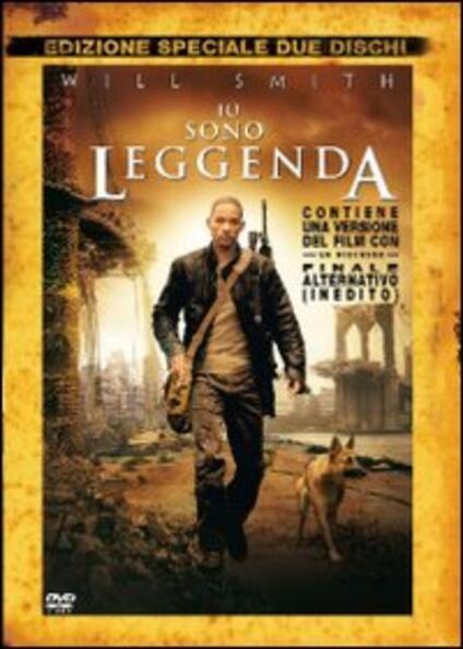 Io sono Leggenda. Special Edition (2 DVD) di Francis Lawrence - DVD