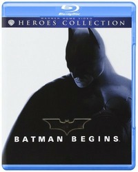 Cover Dvd Batman Begins